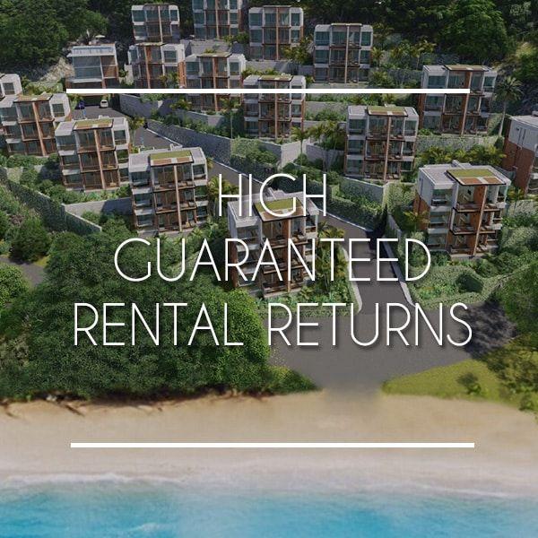 The Highest Guaranteed Rental Returns on Phuket