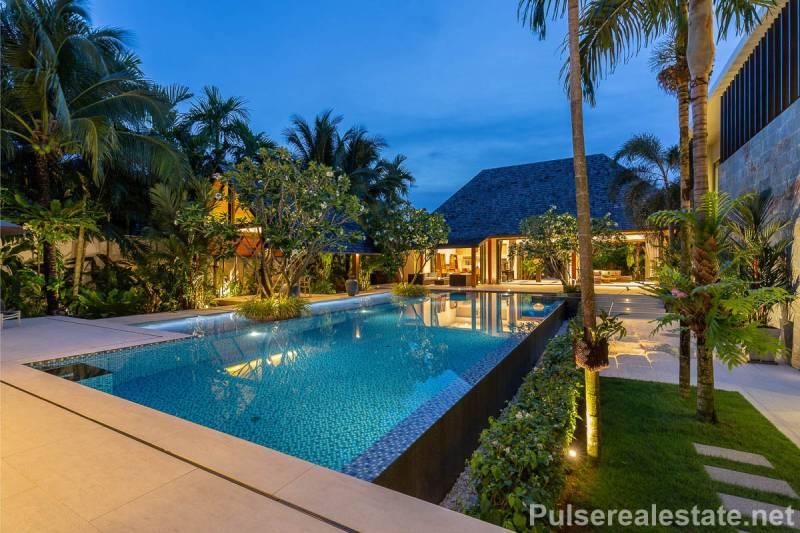 Solar-Power Layan Grand Residence Villa