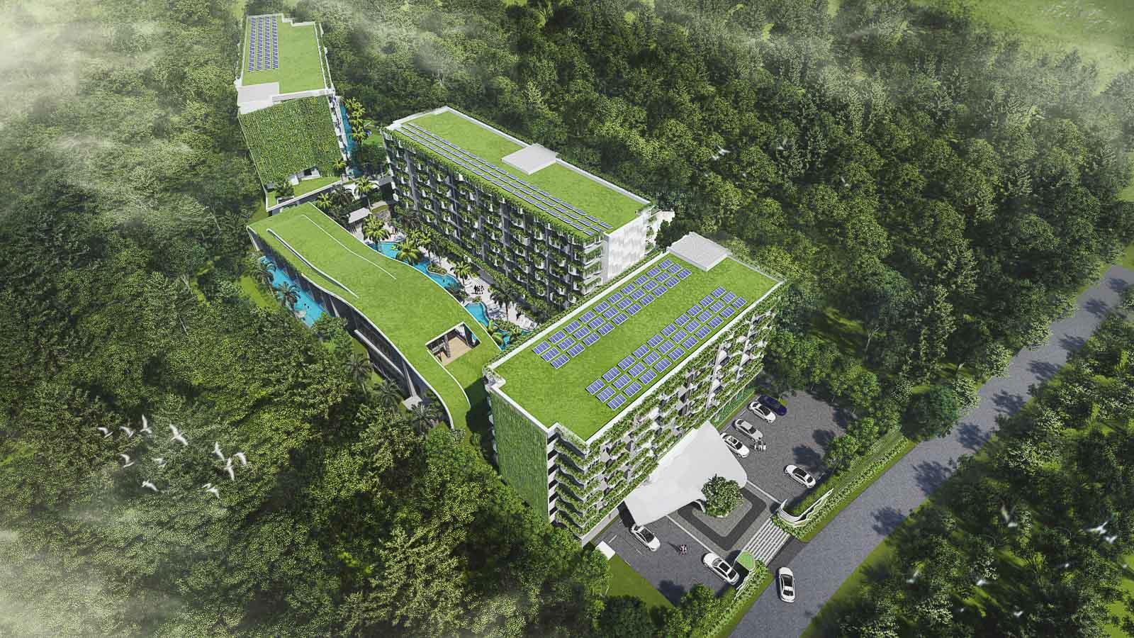 Layan Green Park, Phuket