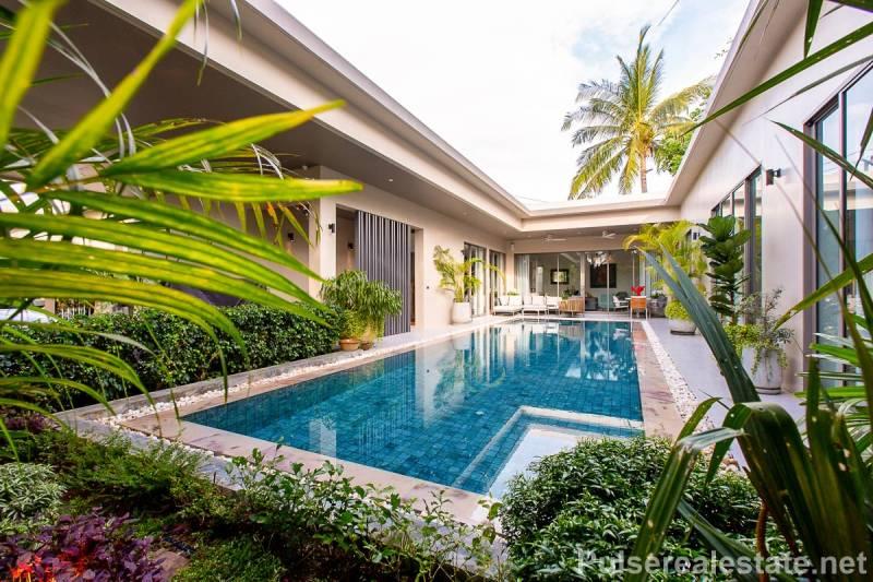 Solar-Powered Non-Estate Villa in Layan
