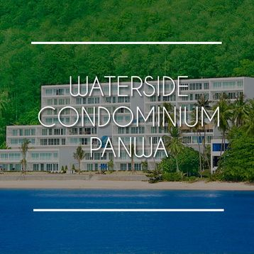 Waterside Condominium in Cape Panwa