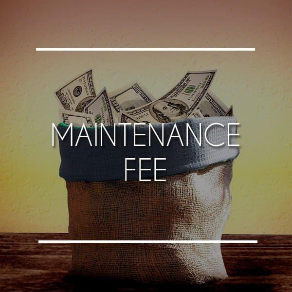 Maintenance Fee / CAM Fee