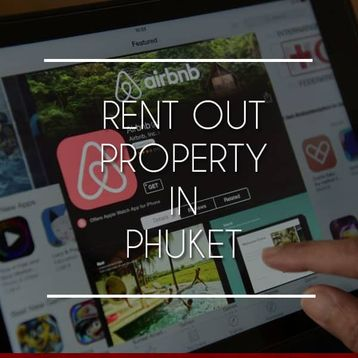 Rent Out Property in Phuket