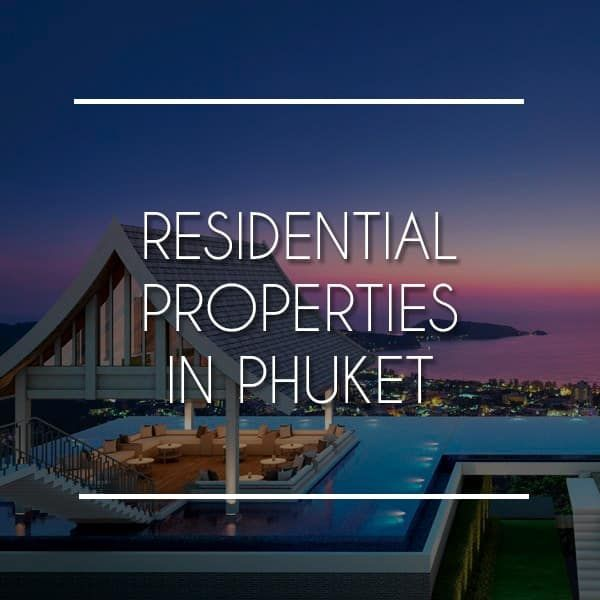 Residential Properties in Phuket