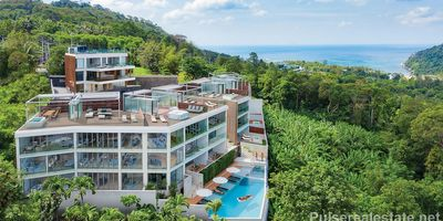 Bluepoint Condominium, Patong