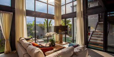 2 Bedroom Hi-Tech Solar Power Panel Integrated Pool Villas - Riverhouse Phuket