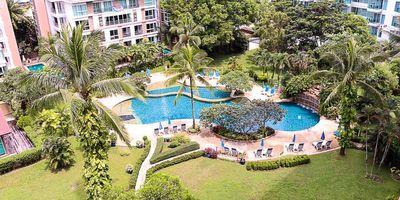 Phuket Palace Condominium in Patong