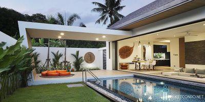 Brand New Villa Development in Nai Thon