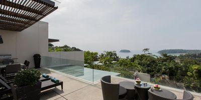 Luxurious 2 Bedroom Ocean View Condo for Sale at Kata Beach