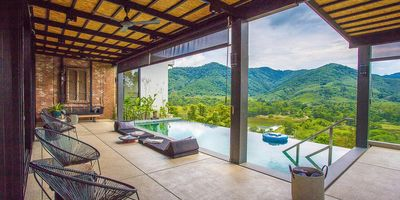 Luxury Villa Development With Spectacular Mountain Views