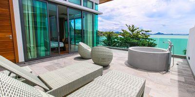 Absolute Beach Front Villa in Rawai for Sale – Eva Beach