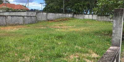 Phuket Land Plot for Sale for 3/4 Bedroom House in Talang