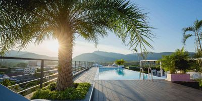 Residential One Bedroom Condo With Sea View, Chalong, Phuket