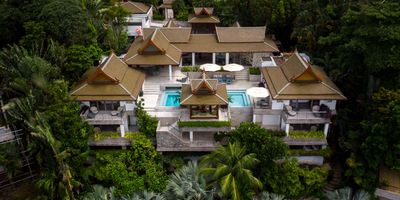 Luxury Sea View Vacation Home for Sale in Phuket – Surin Hillside
