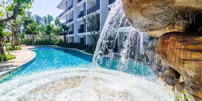 Pool View Studio Condo @ The Title Residence, Rawai Beach