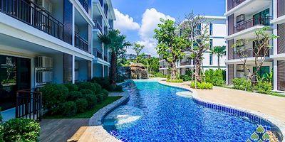 Condo for Rent at the Title Condo, Rawai Beach, Phuket