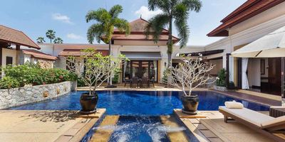 Four Bedroom Private Pool Villa   Sai Taan Gardens, Laguna   For Sale