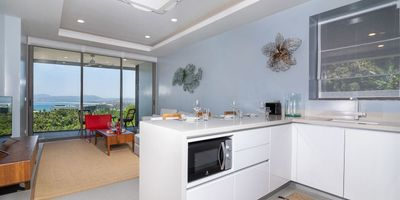 One Bedroom Sea View Condo for Rent - Surin, Phuket