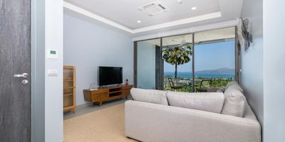Two Bedroom Sea View Condo for Rent - Surin, Phuket