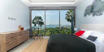Three Bedroom Sea View Condo for Rent - Surin, Phuket
