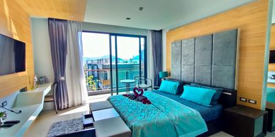 Foreign Freehold Studio Condo  | Emerald Terrace, Patong | Apartment for Sale