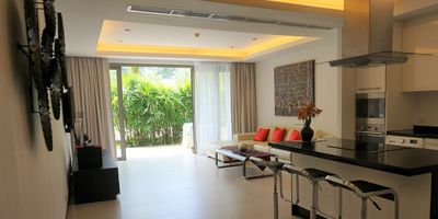 Two-Bedroom Residential Apartment at Pearl of Naithon, Phuket