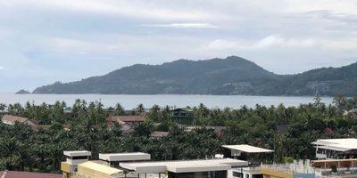 Spacious Sea View Studio Condo for Sale | Phuket Palace | 11th Floor