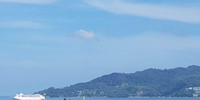 Sea View Phuket Palace Studio Condo for Sale | 10th Floor