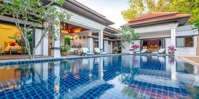 Charming & Spacious Villa in the Cherng Talay / Bangjo area of Phuket for Sale