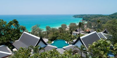 Elegant 5 Bedroom Super Villa with Breathtaking Panoramic Sea View, Surin, Phuket