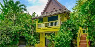 Villa and Bungalow Resort for Sale, 15 min walk from Nai Yang Beach, Phuket