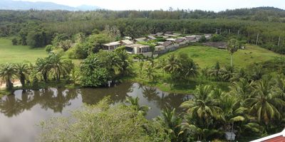 6.8 Rai of Lakeside Land for Sale, Layan Beach, Phuket
