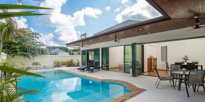 Brand New 3 Bedroom Villa, Near Rawai Waterfront and Nai Harn Beach.