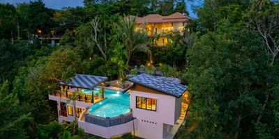 High-End Villa with Spectacular Views for Rent in Kathu, Phuket.