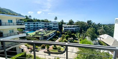 Partial Sea View / Pool View Condo for Sale in Karon