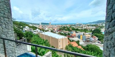 Sea View Building in Patong with Luxury Apartments Potential