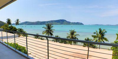 Absolute Beachfront Freehold Condo, Cape Panwa, Phuket