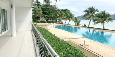 Sea View & Beachfront Condo for Rent in Phuket