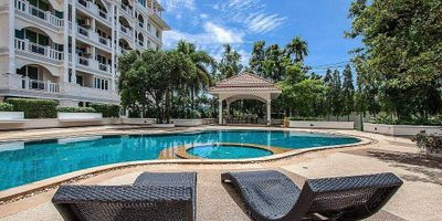 Cozy 2 Bedroom Foreign Freehold Condo at Heritage Suites, Kathu