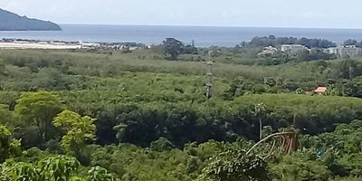 Unobstructed Sea View Land for Sale in Mai Khao