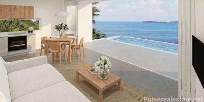 One Bedroom Sea View Private Pool Villa in Ao Po, Phuket