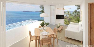 Two Bedroom Sea View Private Pool Villa in Ao Po, Phuket