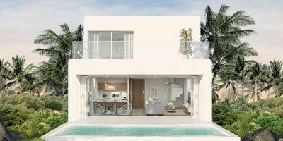 Three Bedroom Sea View Private Pool Villa in Ao Po, Phuket