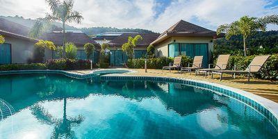 Villa Resort for Sale in Naiharn - Close to Beach - Immediate Rental Income