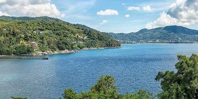 1.3 Rai Spectacular  Ocean View Phuket West Coast Land for Sale