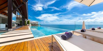 Luxury 5 Bedroom Villa with West Facing Sea & Beach Views, Phuket Thailand