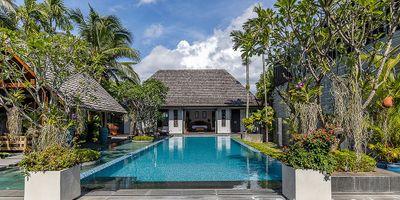 Anchan Grand Residence, Custom 5 Bed Pool Villa for Sale, Large Plot