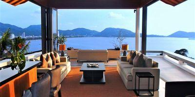 Stunning 6 Bedroom Super Villa Overlooking Patong Bay