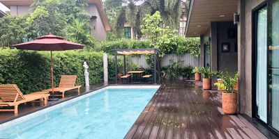 3 Bedroom Pool Villa in Chalong for Rent