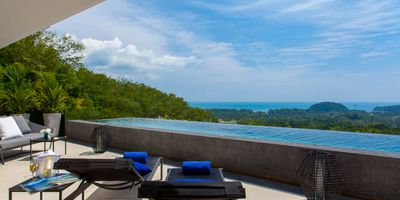 Luxury Sea View Private Pool Residences Overlooking Layan